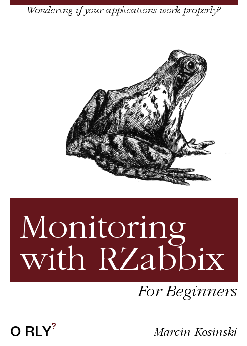 Monitoring R Applications with RZabbix