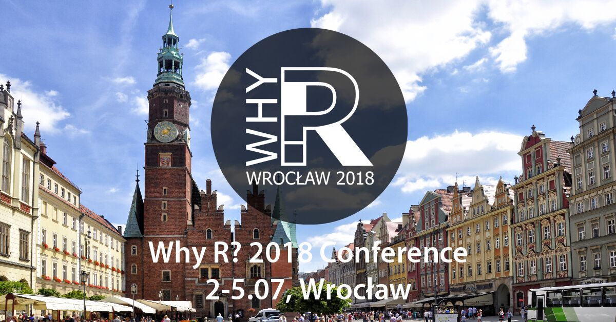 Why R? 2018 Conference – After Movie and Summary