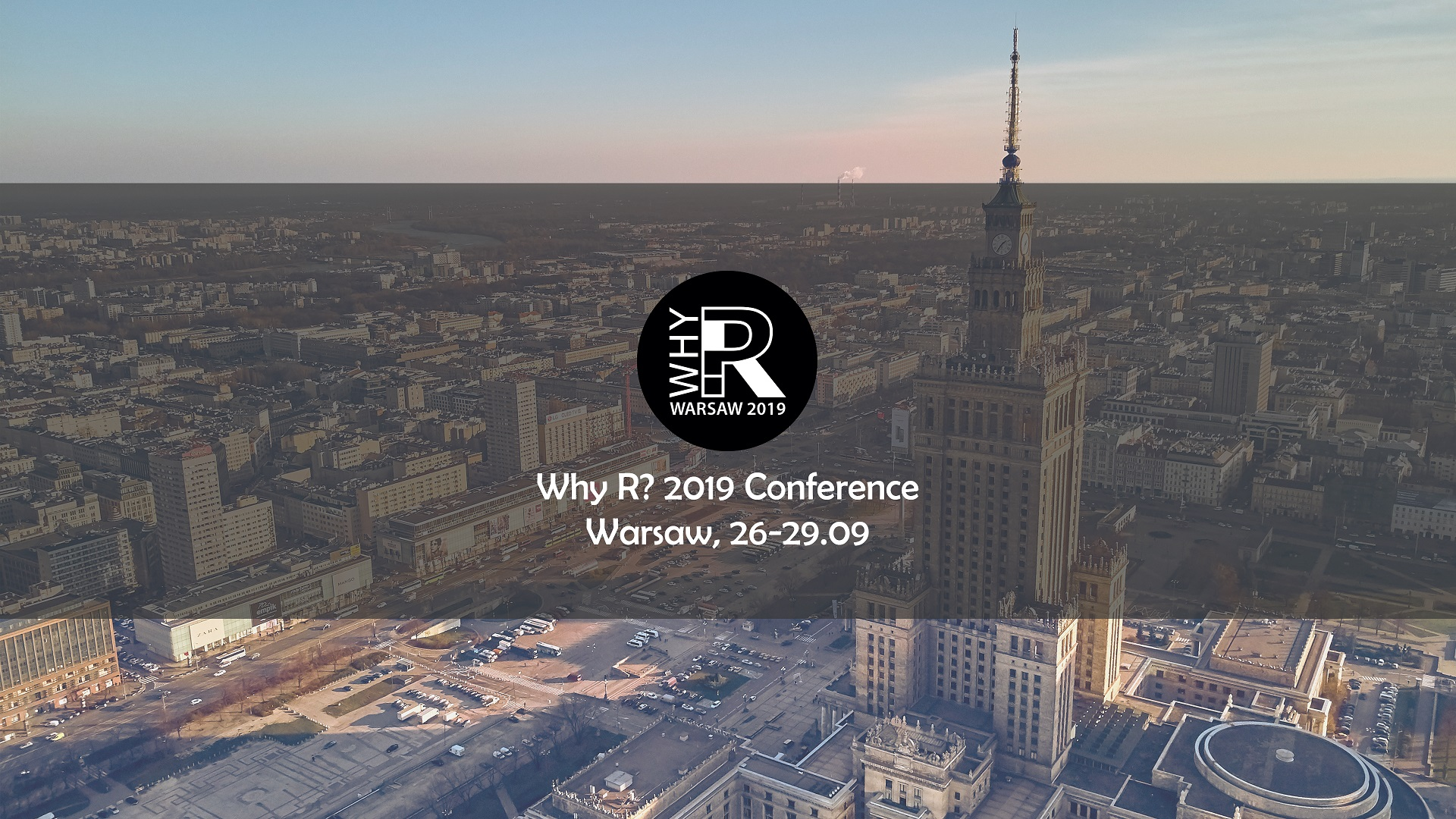 Why R? 2019 Conference – Registration and Call for Papers Opened